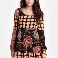 Dig It Printed Dress By MINKPINK