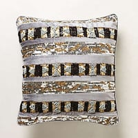 Sequined Ordon Pillow