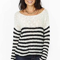 Earned Stripes Knit