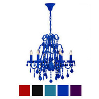 Heal's | Johnny Egg Flocked Chandelier Range > Chandeliers