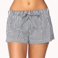 Striped PJ Shorts