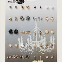 Cocktail Hour Earring 20-Pack | Earrings | rue21