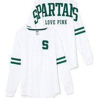 Michigan State Varsity Crew - PINK - Victoria's Secret
