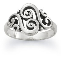 Spanish Swirl Ring: James Avery