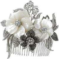 Couture Pearl Grand Comb
