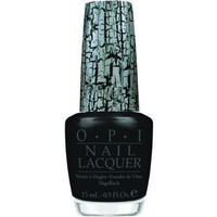 OPI Nail Lacquer BLACK SHATTER - Katy Perry Collection