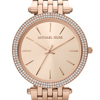 Michael Kors 'Darci' Round Bracelet Watch, 39mm | Nordstrom