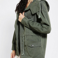 Margot Hooded Oversized Parka - Urban Outfitters