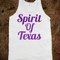 SPIRIT OF TEXAS