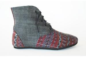 Corte & Denim Boot - Osborn