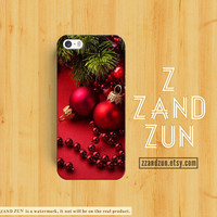 CHRISTMAS iPhone 5 case Xmas tree iPhone 4s case Tree iphone 5s case Galaxy S4 S3 Cover personalized Holiday phone case pine iphone case