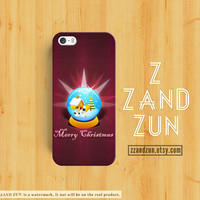 MERRY CHRISTMAS iPhone 5 case XMAS iPhone 4s case iphone 5s case Galaxy S4 S3 Cover personalized phone case ball iphone case