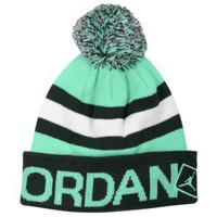 Jordan Go Two Three Pom Beanie at Champs Sports