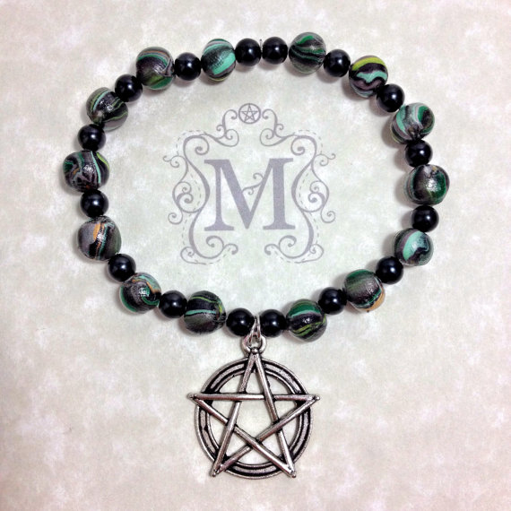 how to make wiccan prayer beads