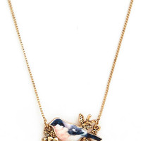 Nest to Impress Necklace | Mod Retro Vintage Necklaces | ModCloth.com