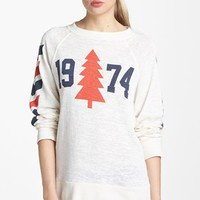 Wildfox '1974 Nantucket' Sweatshirt | Nordstrom