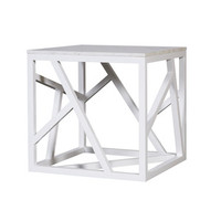 Cubizoid Side Table