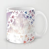 Triangulate Mug by Ben Geiger
