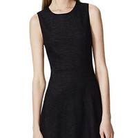 THEORY Nikay Dress in Jackson Cotton Blend