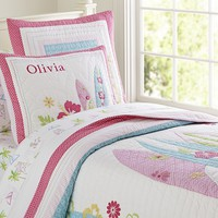 North Shore Quilted Bedding