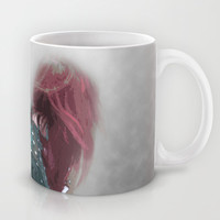 Lost in the Mist Mug by Jinzha Bloodrose