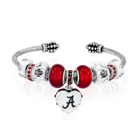 Team Charm and Bead Bracelet (HHTB)
