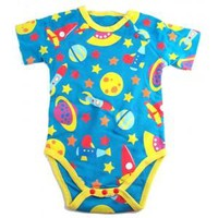Okutani Outer Space Onesuit Kids Clothing at Broken Cherry