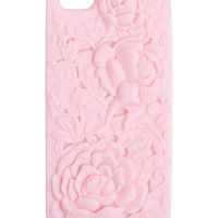 Floral Embossed Phone Case | Wet Seal