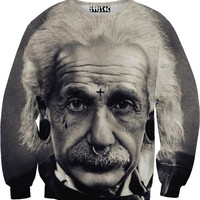 ☮♡ Einstein Sweater ✞☆