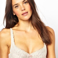 ASOS Boudoir Corded Lace Underwired Bra