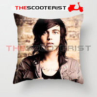 "Kellin Quinn Sleeping With Sirens - Pillow Cover 18"" x 18"" - One Side"