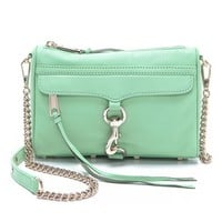 Rebecca Minkoff - Mini MAC Bag in Mint