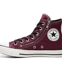 Converse Chuck Taylor All Star Double Zip High-Top Sneaker - Womens