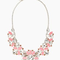 frosty floral short necklace - kate spade new york