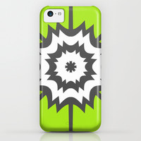 Watermelon Peaks iPhone & iPod Case by Abstracts by Josrick