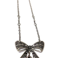 Ravenclaw Bow Necklace