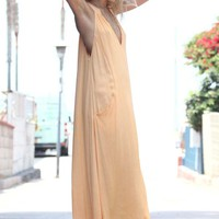 Flynn Skye Amber Dress in Sherbert