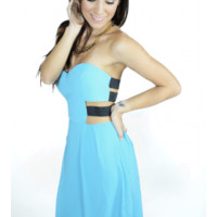 The Strapless Sweetheart Dress