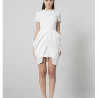 KEEPSAKE Wild Thing Dress IVORY