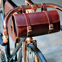 Detroit Cargo | Jefferson Handlebar Bag (Amber)