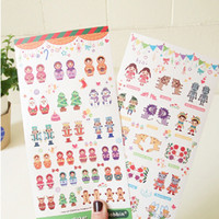 Fairy Tale Index Sticker Set