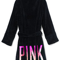 Plush Robe - PINK - Victoria's Secret