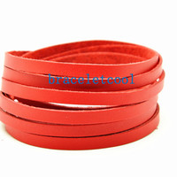 Soft Leather Women's Leather Jewelry Bangle Cuff Bracelet, 2 X Wrap Leather Bracelet Men's Wrap Bracelet C036