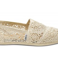 Natural Crochet Women's Classics