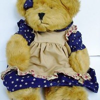 Teddy Bear Americana, Vintage Bears from the past, Amelia, Black Friday deal