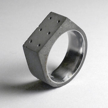 Concrete Ring Collection-2