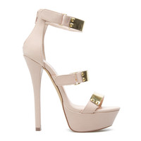 ShoeDazzle Areaa Sandals by Steve Madden
