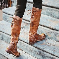 Bed Stu Womens Manchester Tall Boot