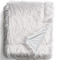 Spencer N. Home 'Arctic Fur' Faux Fur Throw | Nordstrom