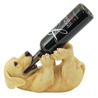 True Wine Bottle Holder - Playful Pup